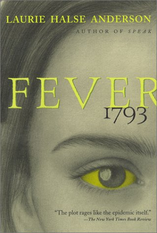 Fever 1793, Laurie Halse Anderson
