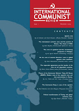 Revista Comunista Internacional