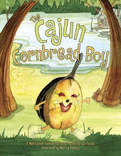 The Cajun Cornbread Boy