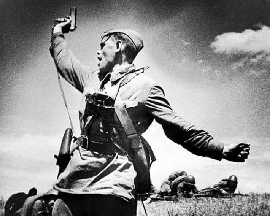 Знаменита фотографія другої світової