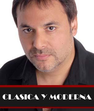 Gabriel rol n en cl sica y moderna charlas de div n for Clasica y moderna entradas