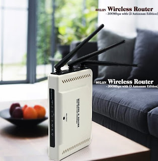ePathChina's Digital Life: 802.11N Wireless Router - 300Mbps(with 3 antennas editon) Speed up your Surfing the Internet