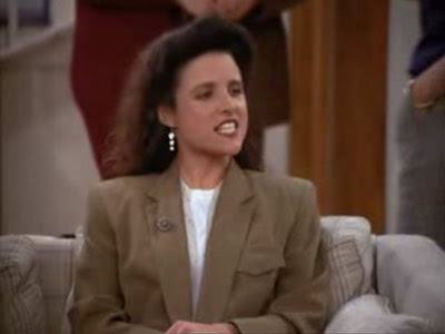 elaine benes. of is Elaine Benes and her