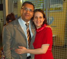 Pastor Luiz Carlos e Pastora Tânia