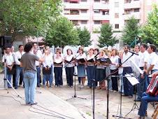 Fiesta Fin de Curso Piccolo y Saxo'04
