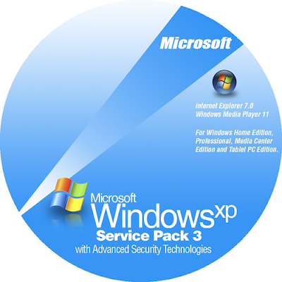 Windows XP Professional SP3 GENUINE Serial