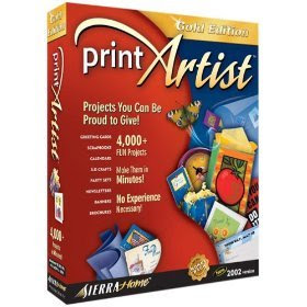 sierra print artist for windows 7