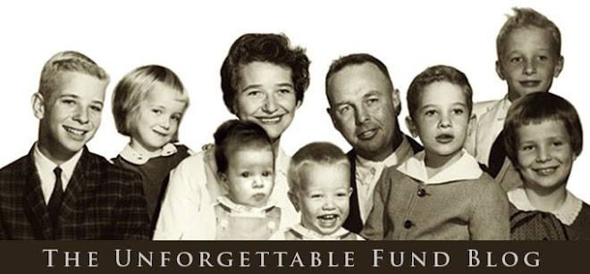 The Unforgettable Fund Blog