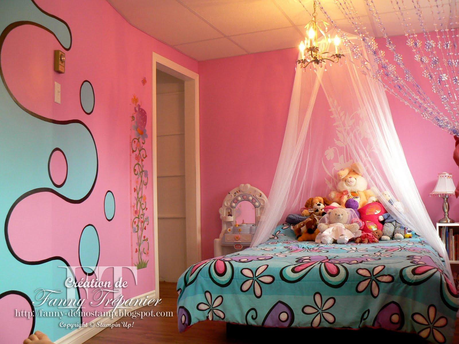 Ciel lit fille - Fabriquer un lit de princesse ...