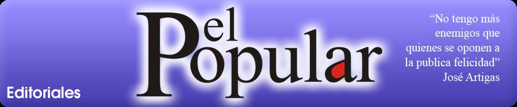 Editoriales El Popular