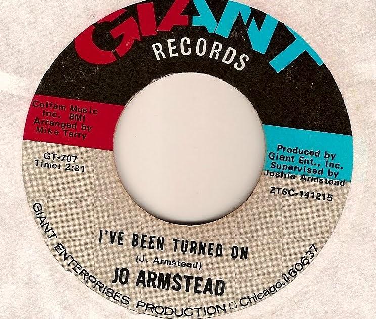 Jo Armstead I Feel An Urge Coming On I Who Love You So