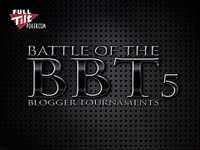 Battle of the Blogger Tournaments