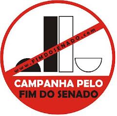 EXTINÇÃO JÁ DO SENADO!