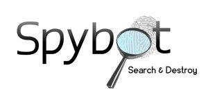 SpyBot Search $ Destroy Logo
