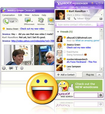 Yahoo! Messenger 9.0.0.2112 - Download