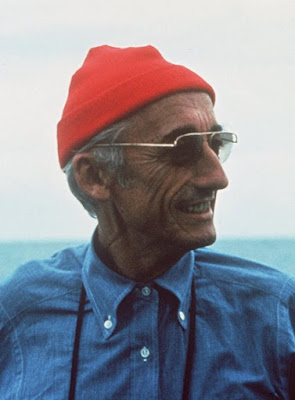 capitan Jacques Cousteau