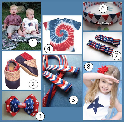 etsykids team patriotic