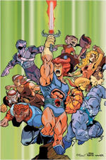 Thundercats Warner Bros on Thundercats Film The Movie Sigla Intro Lion O Cheetara Thundera Warner