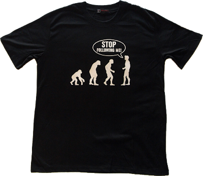 fun evolution t-shirt ephemeral-t-shirts