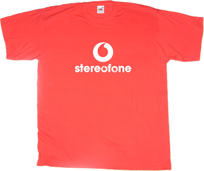 fun vodafone t-shirt ephemeral-t-shirts