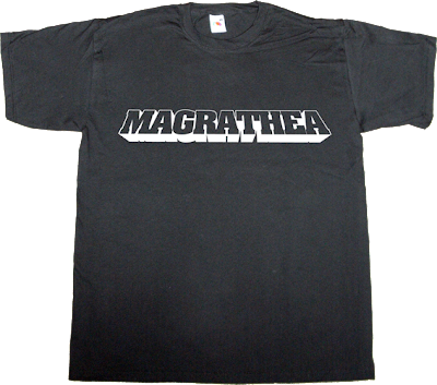 movie The Hitchhiker's Guide to the Galaxy magrathea t-shirt ephemeral-t-shirts
