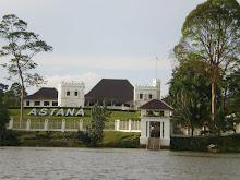Astana Negeri Kediaman Rasmi Tuan Yang Terutama Yang Di Pertua Negeri Sarawak