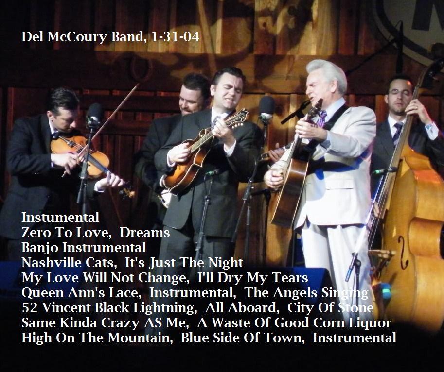 Del McCoury - Zero To Love