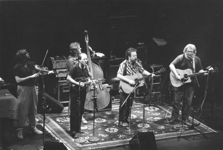 Jerry Garcia Band Let It Rock