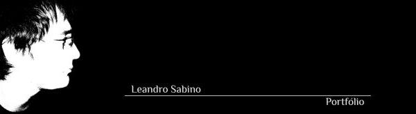 Leandro Sabino Portfólio