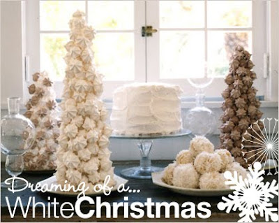 so now that i have this push im scavenging for menu and decorating ideas to go with a white christmas party theme - Christmas Theme Party Ideas