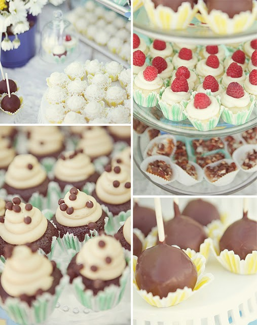 Party Trend: Dessert Bar & Candy Buffet- Budget Friendly ...