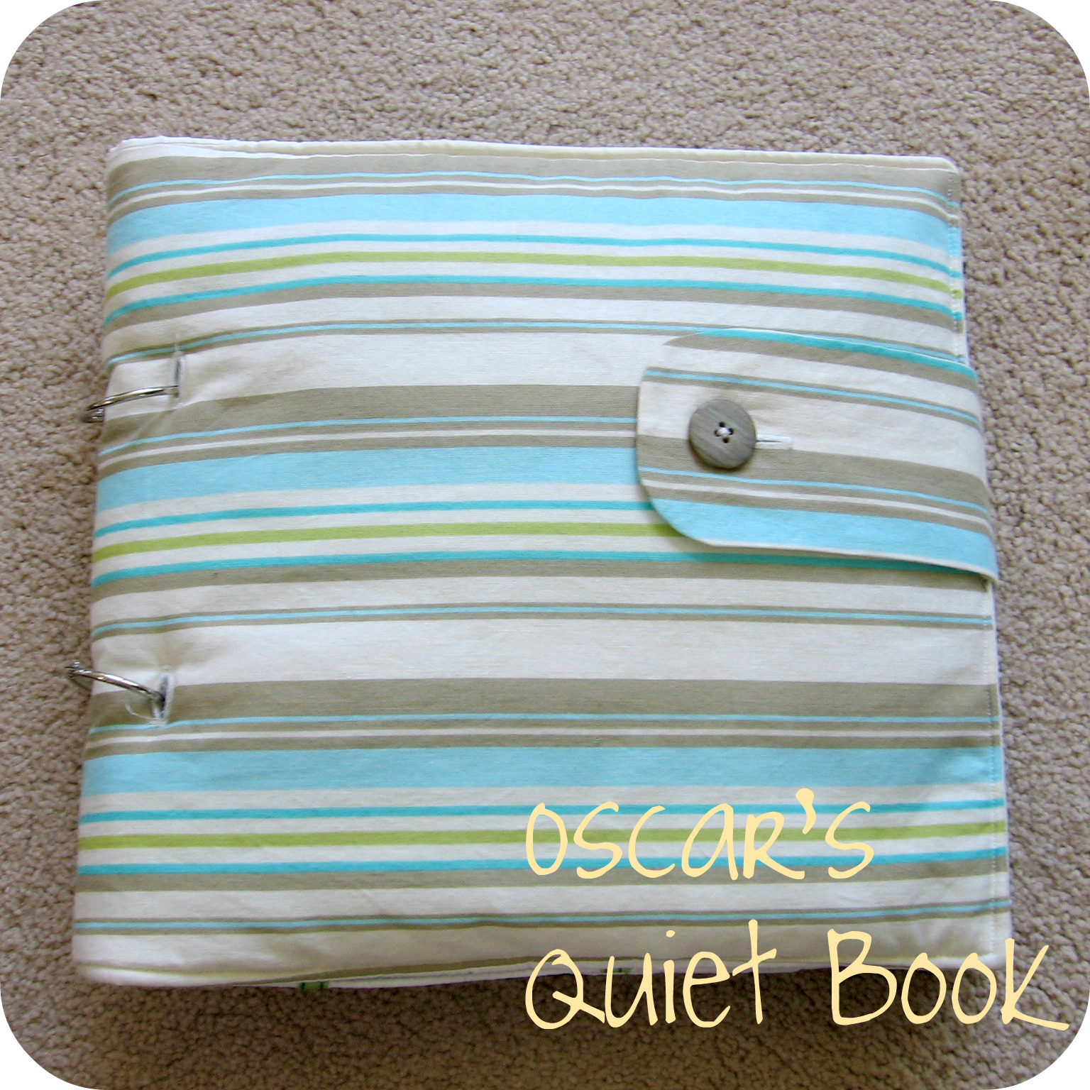 Quiet Book Cover Page Ideas : Handmade for the holidays a quiet book at home with natalie