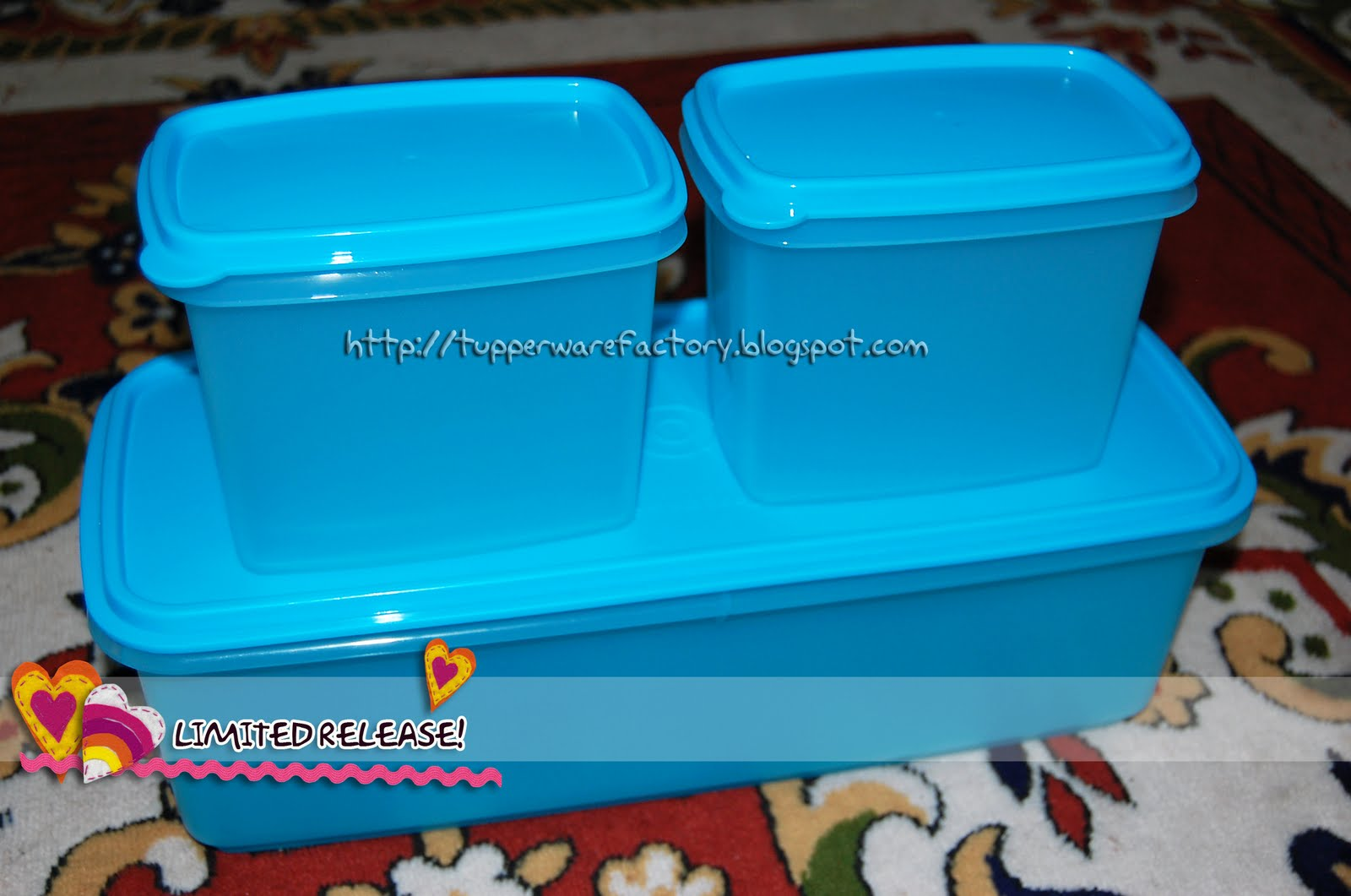 Tupperware creative design tupperware home sets for Decor 900ml container