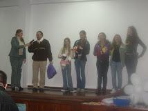 Participação de Anahy e Corbélia no ERPED