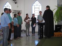 Batizado em Corbélia!