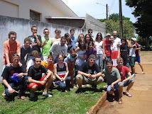 RETIRO DE CARNAVAL EM CORBELIA