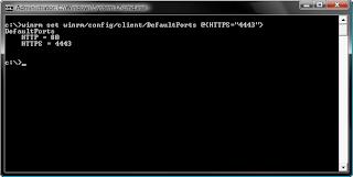 Процесс настройки WinRM на Windows Server 2008