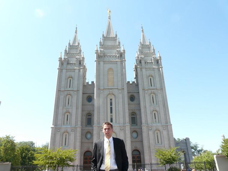 Elder Brandon Leslie