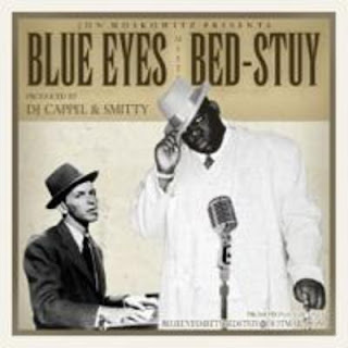 Blue Eyes Meets Bed Stuy: Notorious BIG And Frank Sinatra