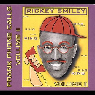 Rickey Smiley - Prank Phone Calls Volume 2