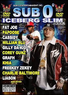 Sub 0 DVD Iceberg Slim Edition DVDRip