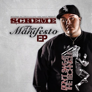 Scheme - The Manifesto EP