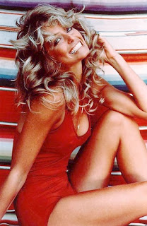 farrah fawcett nude scenes