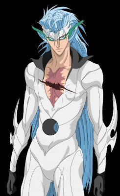espada number six grimmjow pantera sword zanpakutou released