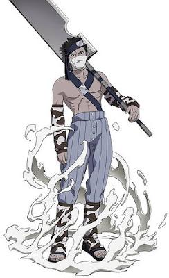 zabuza momochi sword Kubikiri Hocho