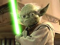 Star Wars Master Yoda Lightsaber