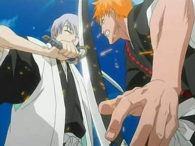 anime sword, asian sword, bleach captain, bleach sword, gin ichimaru, gin sword, ichimaru sword, shinso zanpakuto, zanpakuto