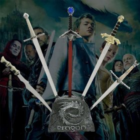 eragon, eragon sword, eragon sword zar roc, movie sword, sword of eragon, sword replica, zar'roc, zar'roc sword, mini sword