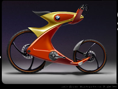 Fashion Information Technology on Bicycles From Bmw   Chatdd Blog