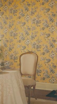 studio printworks pineapple wallpaper